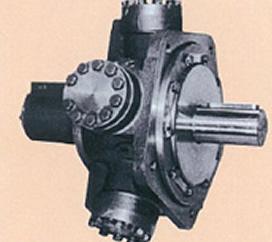 新日本産業株式会社の日鋼MRF型・油圧モータ