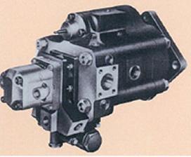 新日本産業株式会社の日鋼ルーカス型・油圧ポンプ・モータ(HDシリーズ)